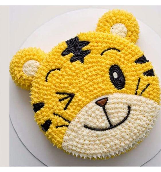Cat Cartoon Cake 3 Kg Kalpa Florist