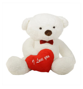 White Teddy Bears 24 Inches   Teddy Bear Delivery Near Ne   Kalpa Florist, teddy bear delivery near me, how much does a giant teddy bear cost, how to ship a giant teddy bear, how much does it cost to ship a teddy bear, where can i get a giant teddy bear near me, giant teddy bear delivery near me, how much does it cost to ship a giant teddy bear, get a teddy bear delivered, Order From : France, Spain, Canada, Malaysia, United States, Italy, United Kingdom, Australia, New Zealand, Singapore, Germany, Kuwait, Greece, Russia, Toronto, Melbourne, Brampton, Ontario, Singapore, Spain, New York, Germany, Italy, London, uk, usa, send to india, White Teddy Bears 24 Inches   Teddy Bear Delivery Near Ne   Kalpa Florist