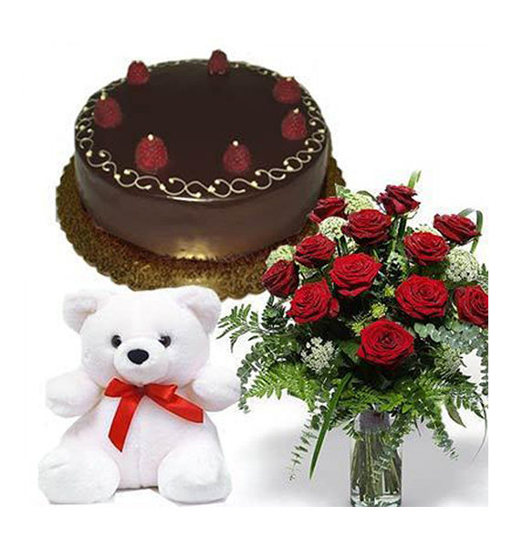 Send Cakes And Bouquet In Baddowal Send Cakes And Bouquet To Baddowal