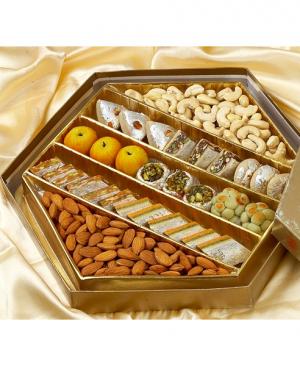 Send Diwali Cakes Chocolates Sweets Dry Fruits to Pandori Bibi