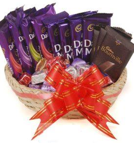Send Diwali Cakes Chocolates Sweets Dry Fruits to Bhunga