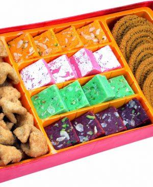 Send Diwali Cakes Chocolates Sweets Dry Fruits to Niara