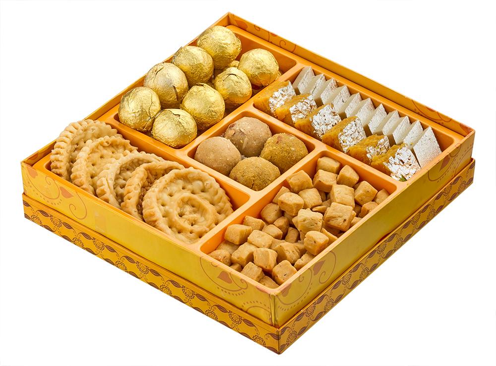 Indian Wedding Cake Boxes