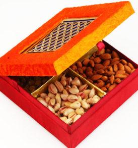 Send Diwali Cakes Chocolates Sweets Dry Fruits to Saprai