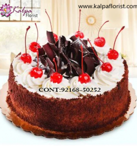 Same Day and Midnight Cake Delivery in Jalandhar