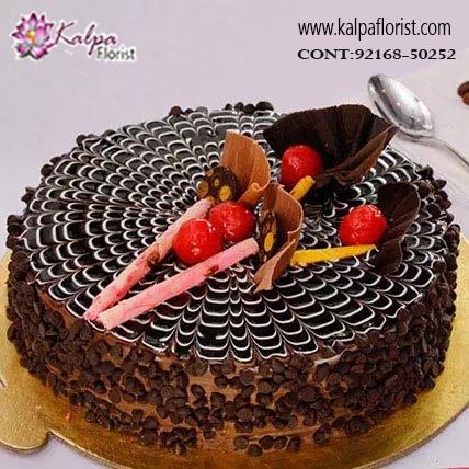 Awe Inspiring Online Cake Delivery In Delhi Kalpa Florist Funny Birthday Cards Online Aboleapandamsfinfo