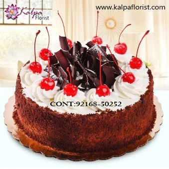 Kg Near Me >> Palpable Black Forest Cake 1 5 Kg Order Cake Online Delivery Near Me