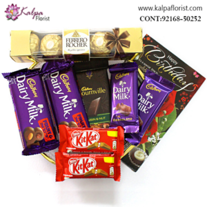 Send Chocolates Online Same Day Delivery, Chocolates Delivery in Jalandhar City, Buy Chocolates Online, Chocolates Delivery to Jalandhar, Chocolates to Jalandhar,  Chocolates Box to Jalandhar, Chocolates Delivery in Jalandhar Same Day, Send Chocolates Online with home Delivery, Same Day Online Chocolates Delivery in Jalandhar, Online chocolate delivery in Jalandhar,  Midnight chocolate delivery in Jalandhar,  Online shopping for Chocolates to Jalandhar Kalpa Florist