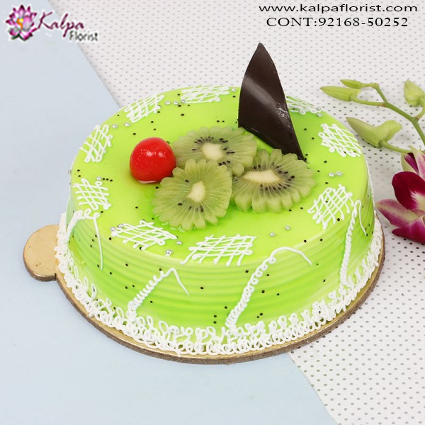 Kiwi Punch 2 kg ( Birthday Cake Home Delivery )
