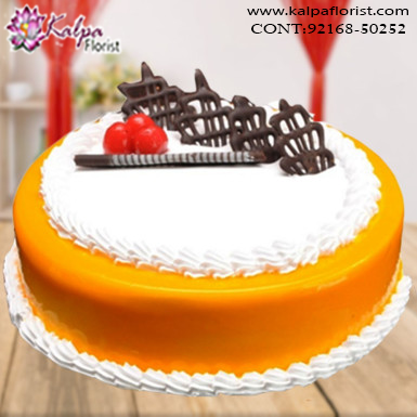 Peachy Birthday Cakes Kalpa Florist Funny Birthday Cards Online Necthendildamsfinfo