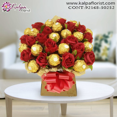 Chocolate Bouquet Delivery, Cheap Chocolates Delivery in Jalandhar, Chocolates Delivery in Jalandhar City, Buy Chocolates Online, Chocolates Delivery to Jalandhar, Chocolates to Jalandhar, Chocolates Box to Jalandhar, Chocolates Delivery in Jalandhar Same Day, Send Chocolates Online with home Delivery, Same Day Online Chocolates Delivery in Jalandhar, Online chocolate delivery in Jalandhar, Midnight chocolate delivery in Jalandhar, Online shopping for Chocolates to Jalandhar Kalpa Florist