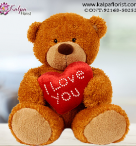Buy/Send Soft Toys Online India, Teddy Bear delivery in Jalandhar, Teddy bear Delivery in Jalandhar City, Buy Teddy Bear Online, Teddy bear Delivery to Jalandhar, Teddy Bear to Jalandhar,  Charming teddy bear to Jalandhar, Teddy bear Delivery in Jalandhar Same Day, Send Teddy bear Online with home Delivery, Same Day Online Teddy bear Delivery in Jalandhar, Online Teddy bear delivery in Jalandhar,  Midnight Teddy Bear delivery in Jalandhar,  Online shopping for Teddy Bear to Jalandhar Kalpa Florist