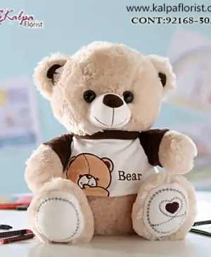 Teddy Gift Online, Teddy Bear delivery in Jalandhar, Teddy bear Delivery in Jalandhar City, Buy Teddy Bear Online, Teddy bear Delivery to Jalandhar, Teddy Bear to Jalandhar, Charming teddy bear to Jalandhar, Teddy bear Delivery in Jalandhar Same Day, Send Teddy bear Online with home Delivery, Same Day Online Teddy bear Delivery in Jalandhar, Online Teddy bear delivery in Jalandhar, Midnight Teddy Bear delivery in Jalandhar, Online shopping for Teddy Bear to Jalandhar Kalpa Florist