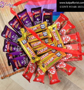 Yummy and Tasty Chocolates, Chocolate Online Shopping India, Cheap Chocolates Delivery in Jalandhar, Chocolates Delivery in Jalandhar City, Buy Chocolates Online, Chocolates Delivery to Jalandhar, Chocolates to Jalandhar, Chocolates Box to Jalandhar, Chocolates Delivery in Jalandhar Same Day, Send Chocolates Online with home Delivery, Same Day Online Chocolates Delivery in Jalandhar, Online chocolate delivery in Jalandhar, Midnight chocolate delivery in Jalandhar, Online shopping for Chocolates to Jalandhar Kalpa Florist