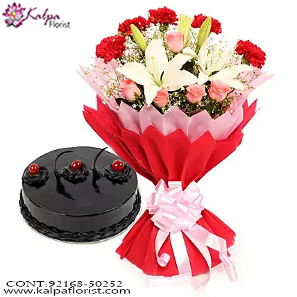 Enchanted Bloom Standard Birthday Gift Delivery