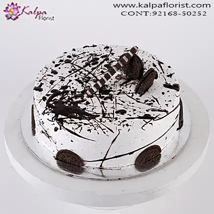Groovy Online Cake Delivery In Usa Kalpa Florist Birthday Cards Printable Opercafe Filternl
