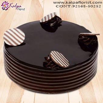 Order Designer Cake Online Delhi Kalpa Florist
