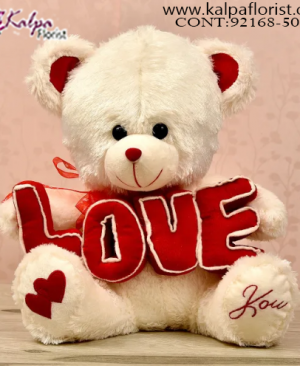 Soft Toys Gifts, Send Gifts to Mumbai Online , Teddy Bear Online Purchase, Teddy Bear Online Booking, Buy Teddy Bear Online, Teddy Bear Online in India, Teddy Bear Online Australia, Teddy Bear Online South Africa, Send Teddy bear Online with home Delivery, Same Day Online Teddy bear Delivery in Jalandhar, Online Teddy bear delivery in Jalandhar, Midnight Teddy Bear delivery in Jalandhar, Online shopping for Teddy Bear to Jalandhar, Kalpa Florist