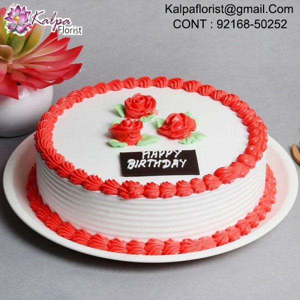 Fantastic Buy Cakes Online Near Me Kalpa Florist Personalised Birthday Cards Vishlily Jamesorg