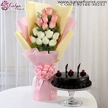 Cake and Flowers Midnight Delivery, Send Cake and Flowers,Same Day Delivery Gifts Kolkata, Same Day delivery Gifts Mumbai, Send Cake and Flowers to Hyderabad India, Same Day Delivery Birthday Gifts for Him, Send Combo Gifts Online in India, Buy Combo Gifts, Same Day Delivery Gifts, Birthday gifts online Shopping, Send Combo Gifts India, Combo Gifts Delivery, Buy Combo Gifts, Buy/Send Online All Combo Gifts, Gifts Combos Online, Buy Combo Gifts for Birthday Online, Send Cake and Flowers in Bangalore, Kalpa Florist.