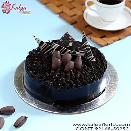 Tremendous Order Cake Online Eggless Kalpa Florist Funny Birthday Cards Online Elaedamsfinfo
