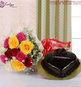 Send Cake and Flowers, Send Cake and Flowers to India, Same Day Delivery Gifts Kolkata, Same Day delivery Gifts Mumbai, Send Cake and Flowers to Hyderabad India, Same Day Delivery Birthday Gifts for Him, Send Combo Gifts Online in India, Buy Combo Gifts, Same Day Delivery Gifts, Birthday gifts online Shopping, Send Combo Gifts India, Combo Gifts Delivery, Buy Combo Gifts, Buy/Send Online All Combo Gifts, Gifts Combos Online, Buy Combo Gifts for Birthday Online, Send Cake and Flowers in Bangalore, Kalpa Florist.
