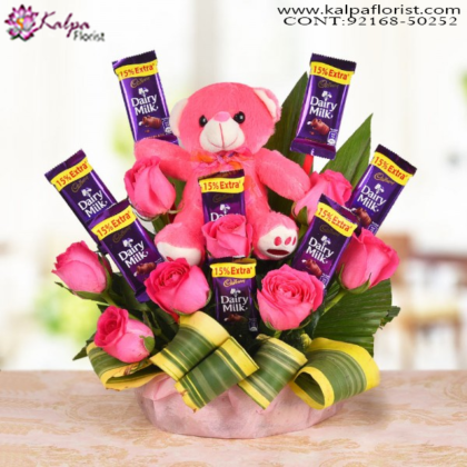 Teddy Bear Bouquet Online India, Same Day Delivery Gifts Banglore, Same Day Delivery Gifts Kolkata, Same Day delivery Gifts Mumbai, Same Day Delivery Gifts Gurgaon,Same Day Delivery Birthday Gifts for Him Send Combo Gifts Online in India, Buy Combo Gifts, Same Day Delivery Gifts, Birthday gifts online Shopping, Send Combo Gifts India, Combo Gifts Delivery, Buy Combo Gifts, Buy/Send Online All Combo Gifts, Gifts Combos Online, Buy Combo Gifts for Birthday Online, Kalpa Florist.