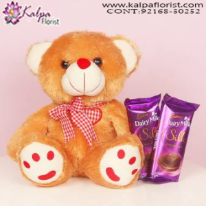 Teddy Bear Combos, Online Birthday Gift, Unique Birthday Gifts India, Online Gift Store, Traditional Indian Gifts, Same Day Delivery Gifts Kolkata, Same Day delivery Gifts Mumbai, Same Day Delivery Birthday Gifts for Him, Send Combo Gifts Online in India, Buy Combo Gifts, Same Day Delivery Gifts, Birthday gifts online Shopping, Send Combo Gifts India, Combo Gifts Delivery, Buy Combo Gifts, Buy/Send Online All Combo Gifts, Gifts Combos Online, Buy Combo Gifts for Birthday Online, Send Cake and Flowers in Bangalore, Kalpa Florist.