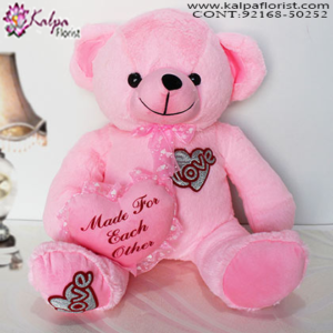 Teddy Bear Delivery Same Day, 5 Feet Teddy Bear Online Shopping, 12 Foot Teddy Bear, 20 Foot Teddy Bear, Big Teddy Bear Price,  Online soft Toys Shopping India, Online Buy Soft Toys India, Best Soft Toys Online India, Soft Toys for Babies, Soft Toys Dog, Soft Toys Shop Near Me, Cheap Soft Toys Online, Soft Toys Online India, Send Soft Toys Online India, Buy & Send Soft Toys Online, Send Online Gifts to Chandigarh, Birthday Surprise in Chandigarh, Teddy Bear, Send Teddy Bear to Chandigarh, Soft Toys India Online Shopping, Soft Toys Chandigarh India, Buy Soft Toys Online India, Cheap Soft Toys Online India, Kalpa Florist.
