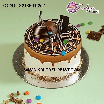 Super Birthday Cake Price 1Kg Kalpa Florist Personalised Birthday Cards Paralily Jamesorg