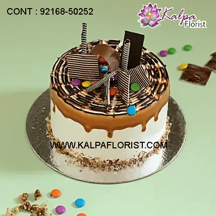 Marvelous Birthday Cake Price Kalpa Florist Birthday Cards Printable Inklcafe Filternl