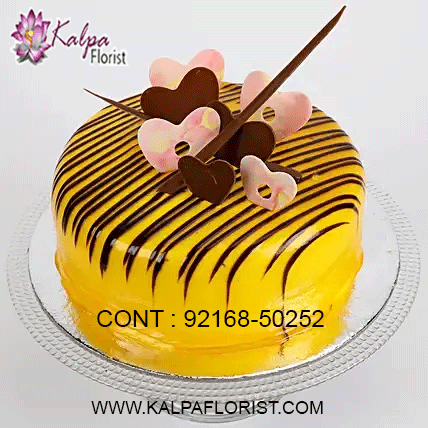 Strange Birthday Cakes To Order Online Kalpa Florist Personalised Birthday Cards Arneslily Jamesorg