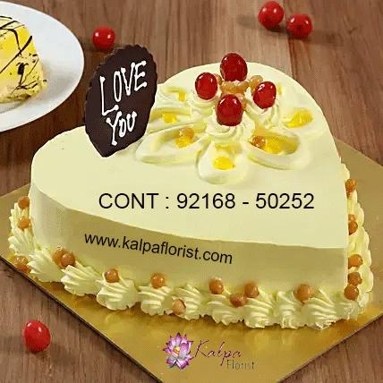 Happy Birthday Cake Gift Kalpa Florist