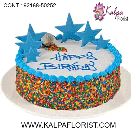 Groovy Send Cakes To Australia Kalpa Florist Personalised Birthday Cards Paralily Jamesorg
