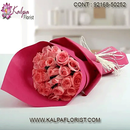 Best Flower Delivery Ludhiana - Buy best gifts, flowers with Same Day & Midnight cake delivery in Ludhiana from Kalpa Florist Ludhiana Gift Shop online