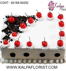 Cakes To Mohali & Kalpa Florist a best cake shop online has wide range of delicious cakes from popular cake shops in Mohali at all times and for all occasions.