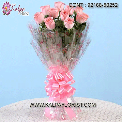 Kalpa Florist is one of the best florist offering gifts to India and online cheap flower delivery, so pick some flowers today and send to your loved ones.