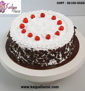 Send cakes to India: Order Freshly Baked Cakes in India from Kalp Florist, Choose from the wide range of flavors & shapes. Online Cake delivery for all occasions: Birthday, Anniversary, Festivals and more.
