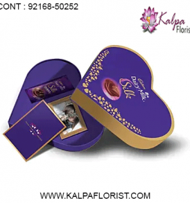 Send Chocolates to India Online: Floraindia provides online chocolate gift baskets in India with same day free delivery services. Order chocolate gift hampers online now and gives surprise to your loved ones.