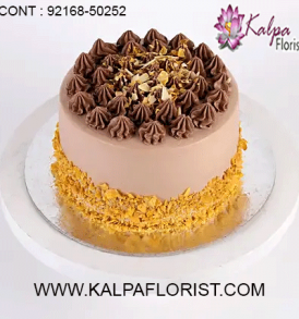 Buy theme and designer cakes online from Kalpa Florist. The collection of designer cakes including decorating cakes, cartoon Cakes, themed cakes etc with free shipping. Order Now!!