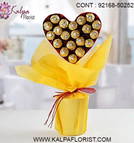 We are the best online store to send chocolates online in Jalandhar . You can send chocolates in Jalandhar on Chocolates day or friendship day to your honey.
