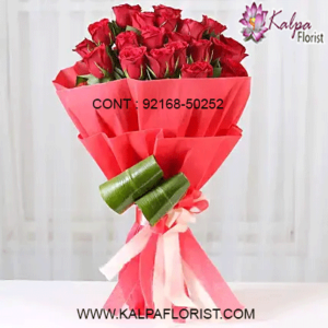 Same day flower delivery in Mohali with remarkable service. Send flowers to Mohali by kalpa florists with same day & midnight flower home delivery.