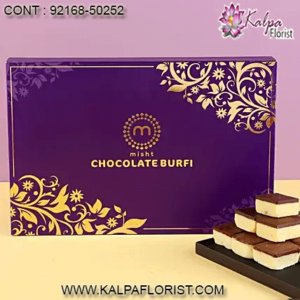 Get Online Sweets Delivery in Bangalore for your dearest one from Kalpa Florist same day express home delivery. Order Now!!