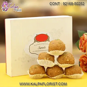 Send fresh and delicious Sweets, Mithai online to USA. Order sweets online and get it delivered to your doorstep anywhere in USA