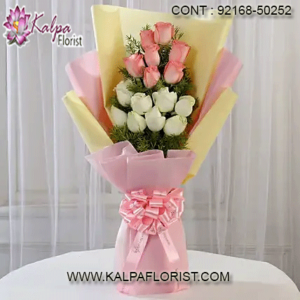 Buy or send flowers to Jalandhar. Same day delivery of flowers in Jalandhar by local florists with same-day & midnight flower bouquet home delivery.