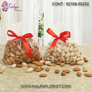 Dried Fruits Online at wide range and Quality, Kalpa Florist offer Best Price, Discounts and Home Delivery to Customer. fore more details call us.