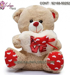 Buy Soft Toys for Kids online at Kalpa Florist. Select from the best range of Kids Soft Toys, Teddy Bear, Cushions and Plush Bags, Puppets and more