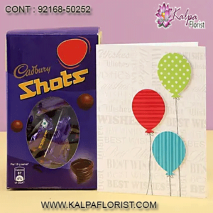 Chocolate Hampers - Send chocolates online across India from kalpa florist. Order delicious chocolates for same day. for more details call us.
