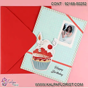 Our online greeting cards are perfect for any occasion and a great way to show you ...special day than sending them a birthday ecard from Kalpa Florist