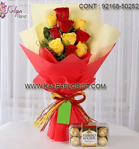 Buy or send best gifts for New Year to your friends & family members in India Kalpa Florist. Shop from fantastic gift ideas with Same day & Midnight delivery